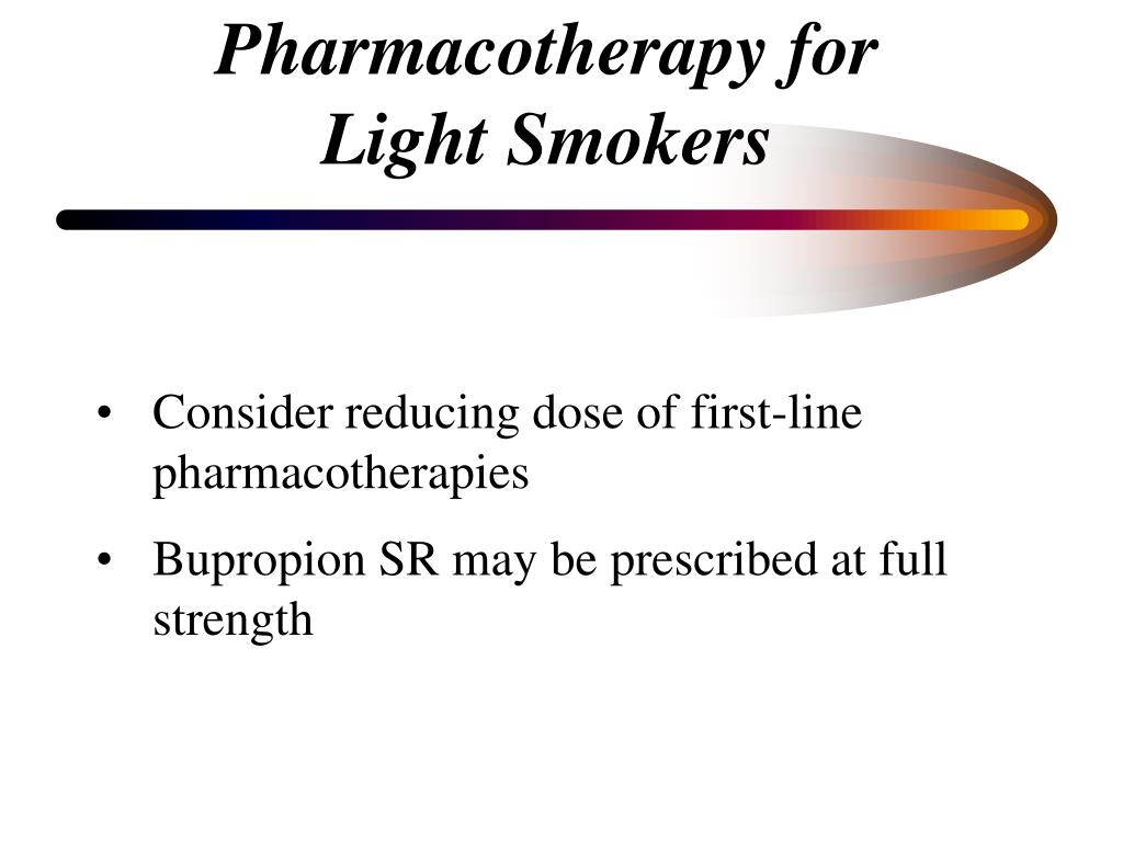 Pharmacotherapy for