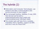 the hybrids 2