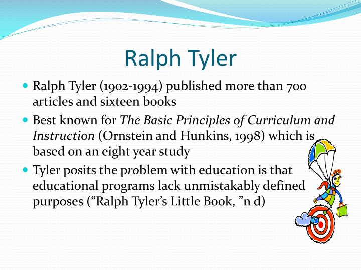 Ppt The Tyler Curriculum Evaluation Model Twu Nurs 5253