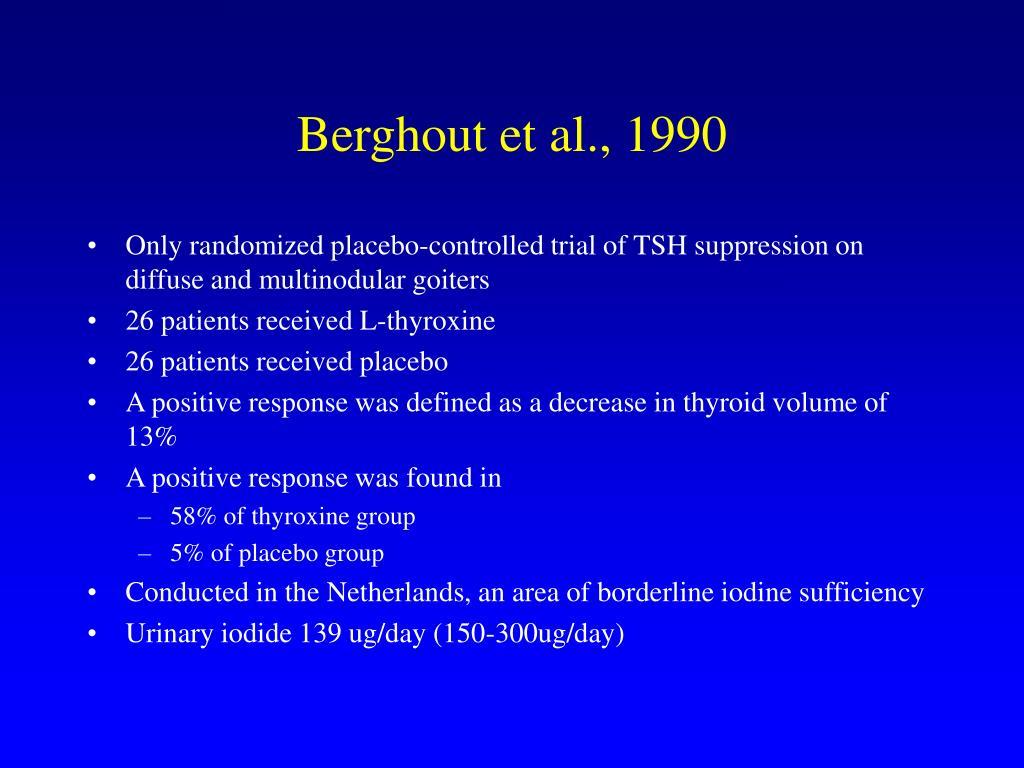 Berghout et al., 1990