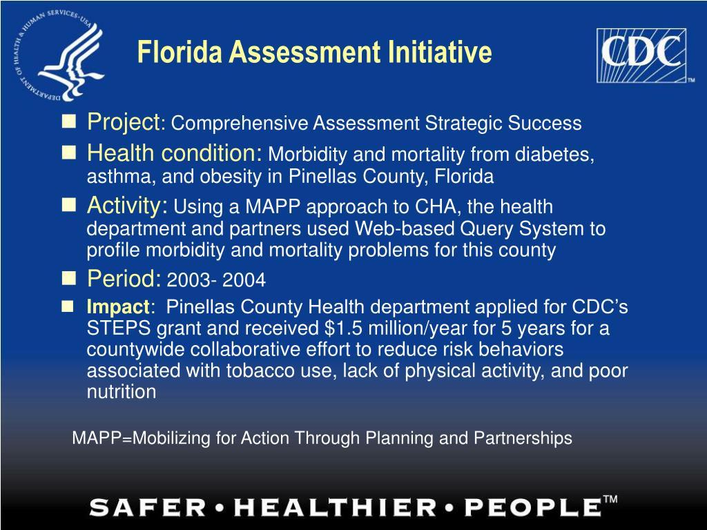 Florida Assessment Initiative