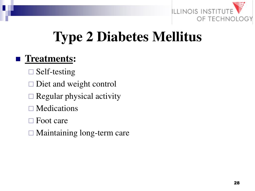 Type 2 Diabetes Mellitus