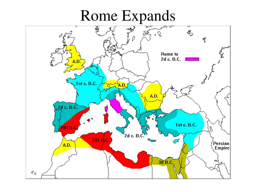 Rome Expands