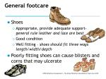 general footcare21