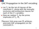 gac propagation in the sat encoding57