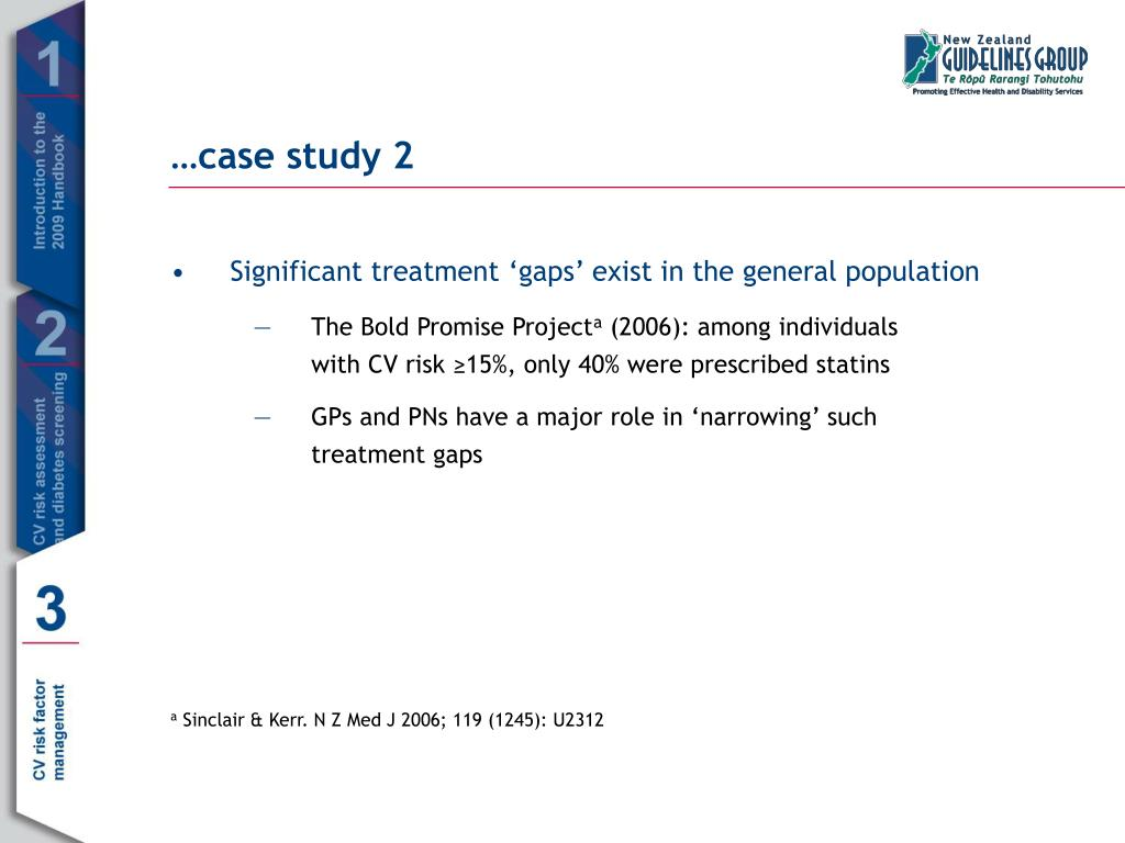 Significant treatment 'gaps' exist in the general population