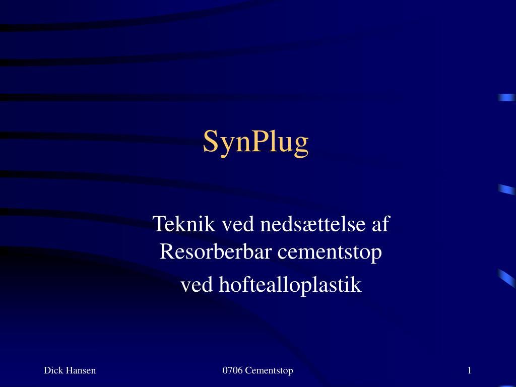 SynPlug