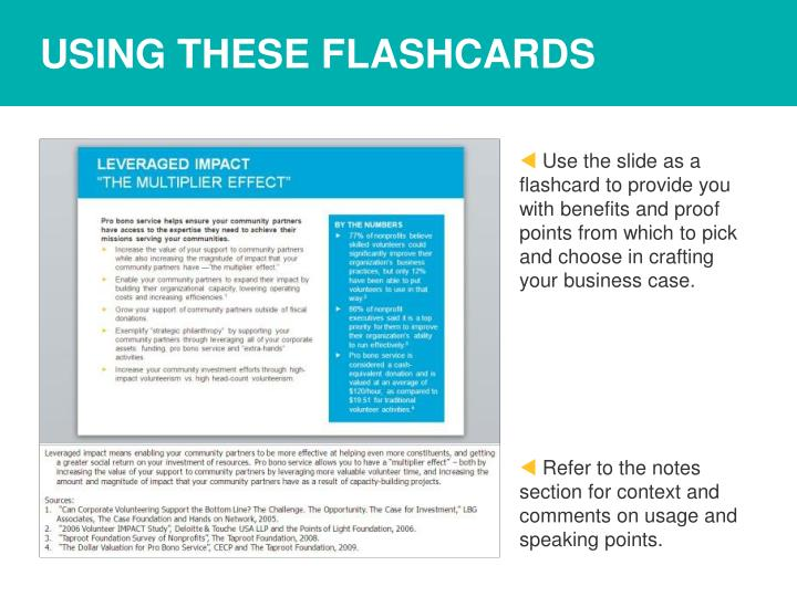 Using these flashcards3 l.jpg