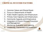 critical success factors30