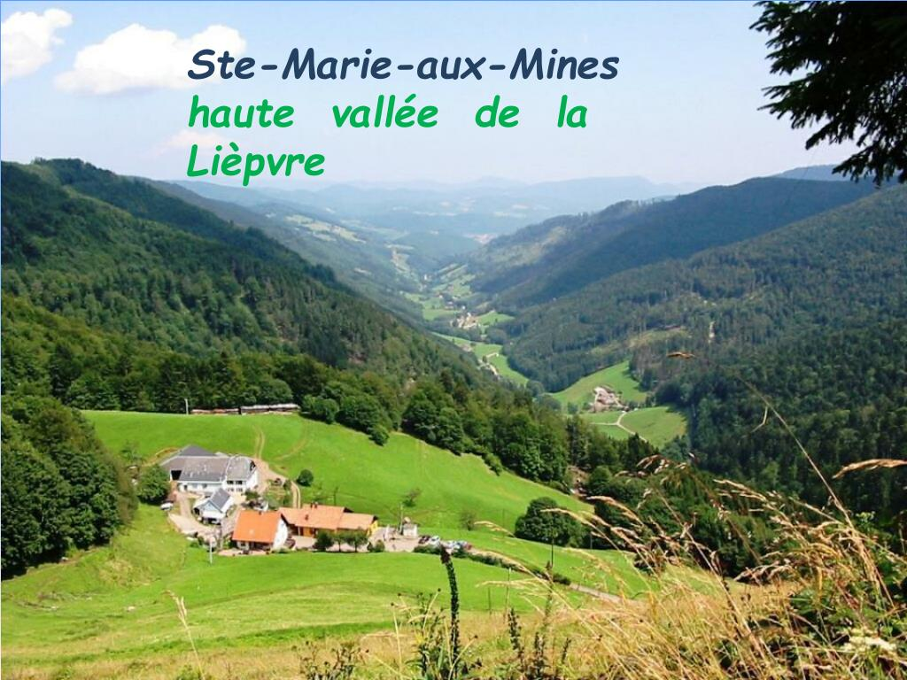 Ste-Marie-aux-Mines