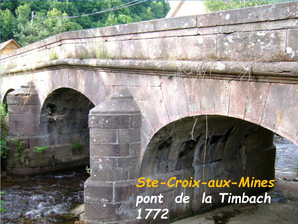 Ste-Croix-aux-Mines