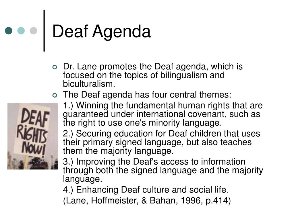 Deaf Agenda
