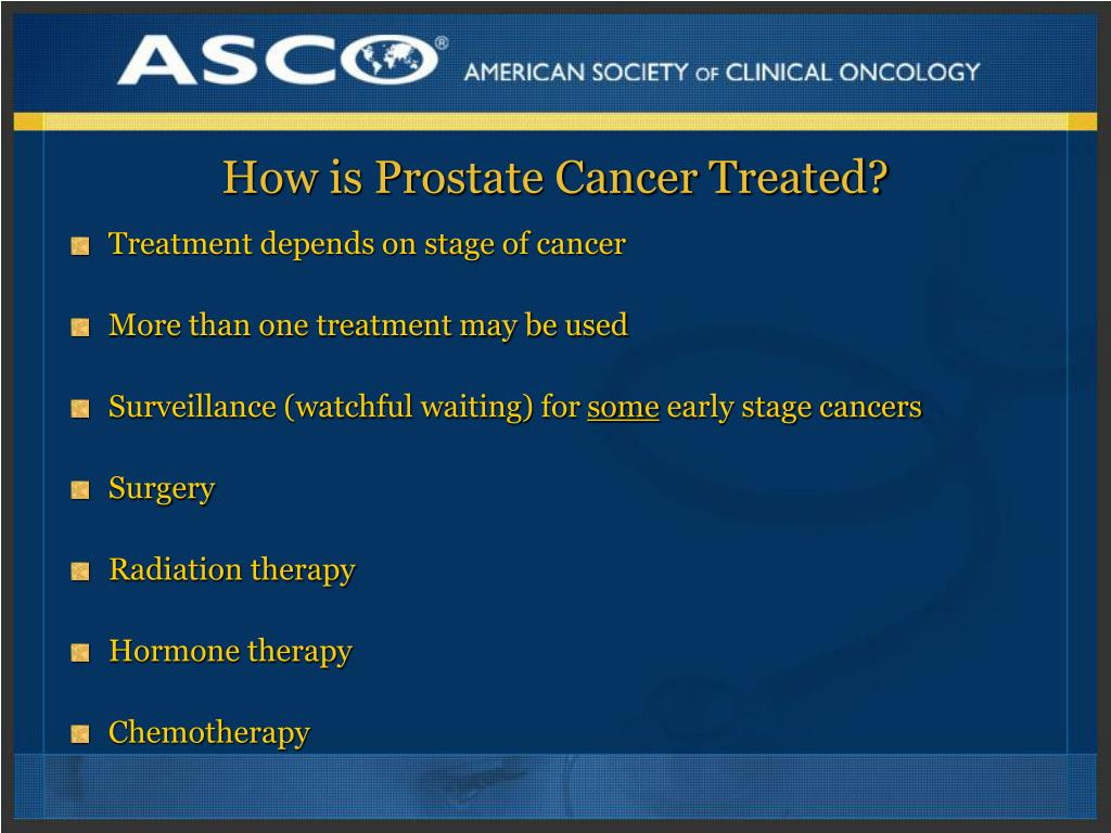 prostate cancer powerpoint presentation