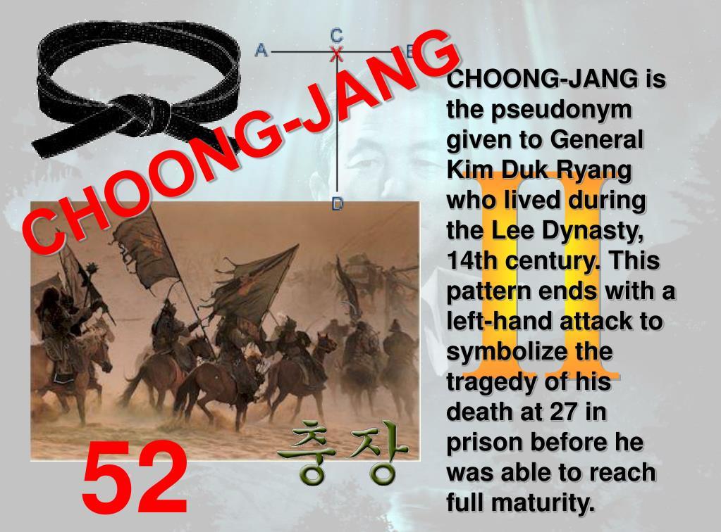 CHOONG-JANG
