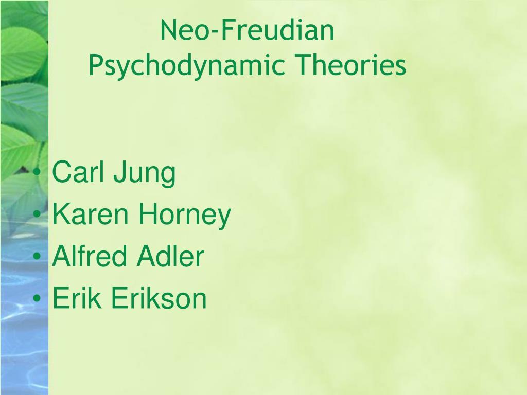 Neo-Freudian