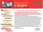 research studies17