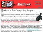 the method9