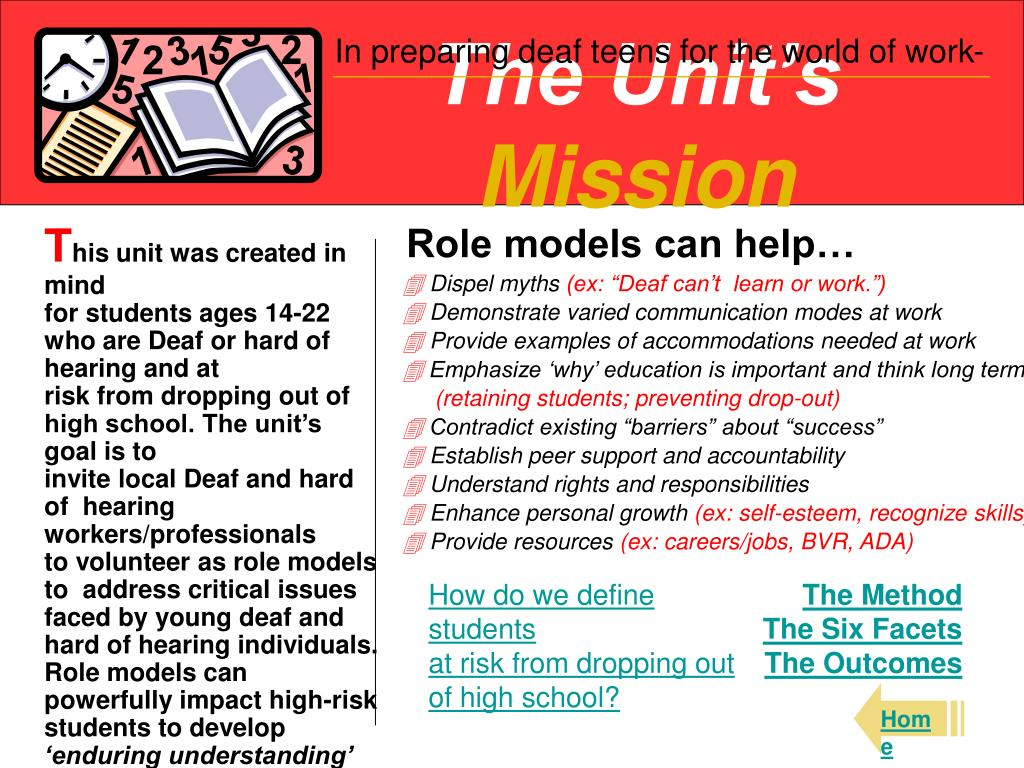 The Unit's