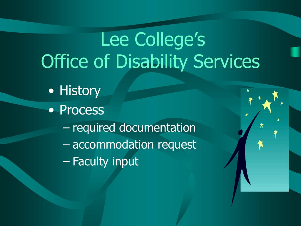 Lee College's