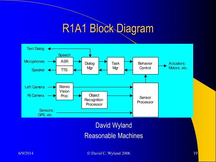 R1A1 Block Diagram