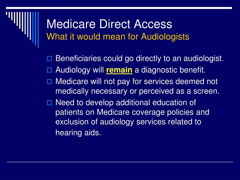 Medicare Direct Access