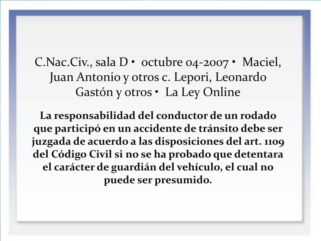 C.Nac.Civ