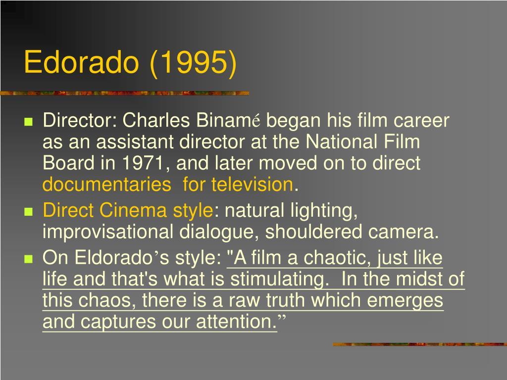 Edorado (1995)