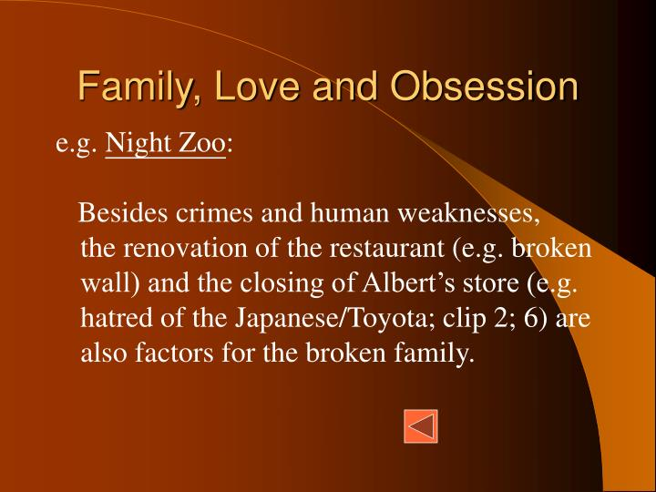 Family love and obsession3