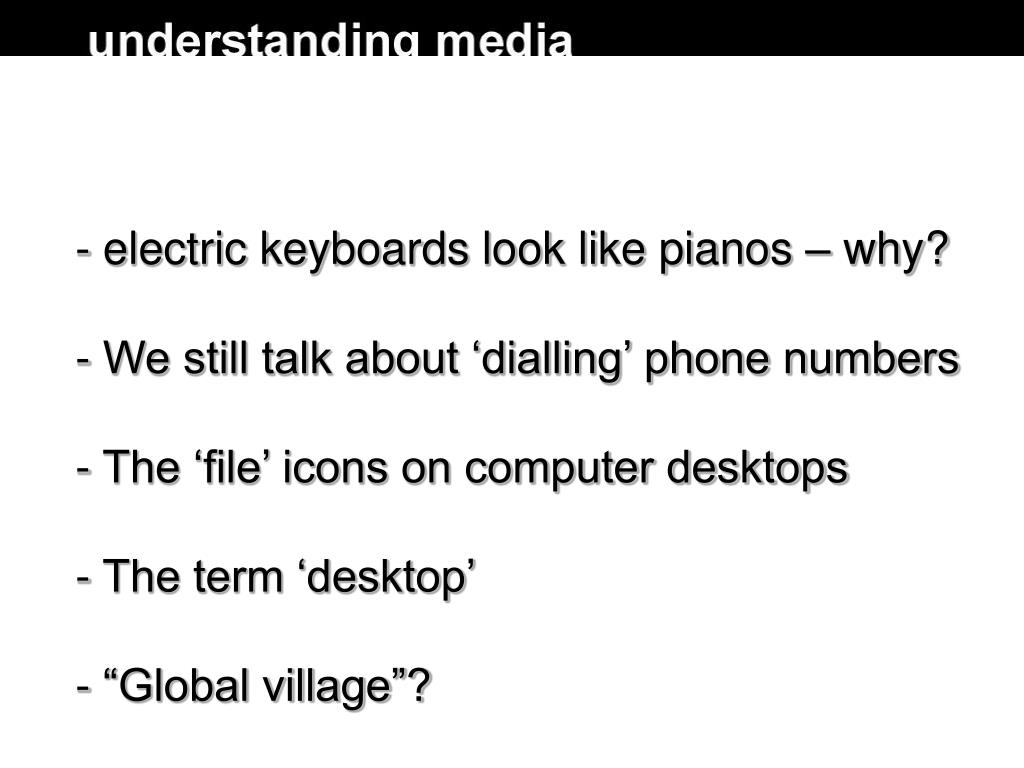 - electric keyboards look like pianos – why?