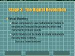 stage 3 the digital revolution9