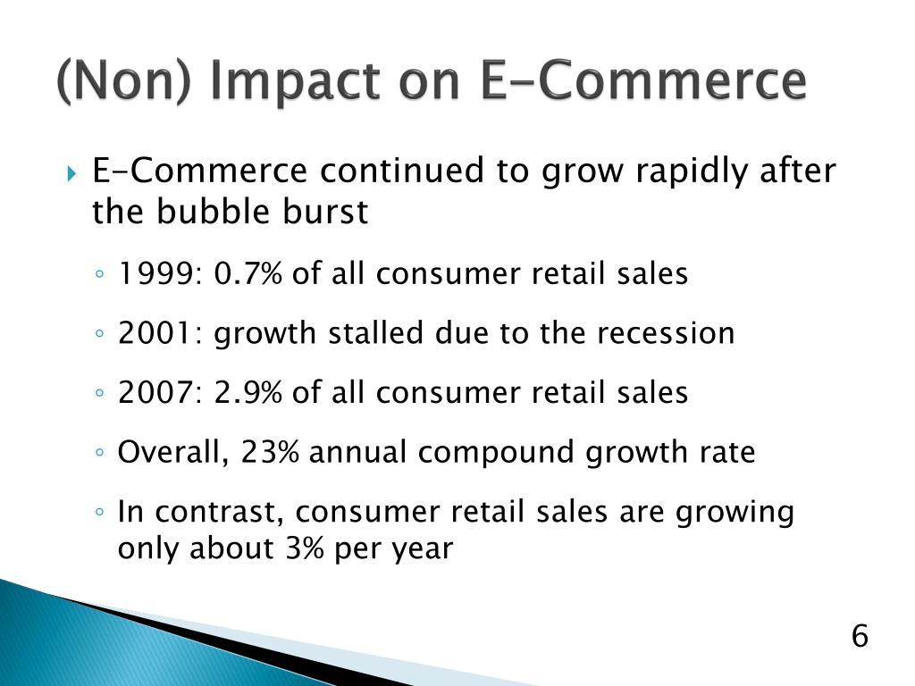 (Non) Impact on E-Commerce