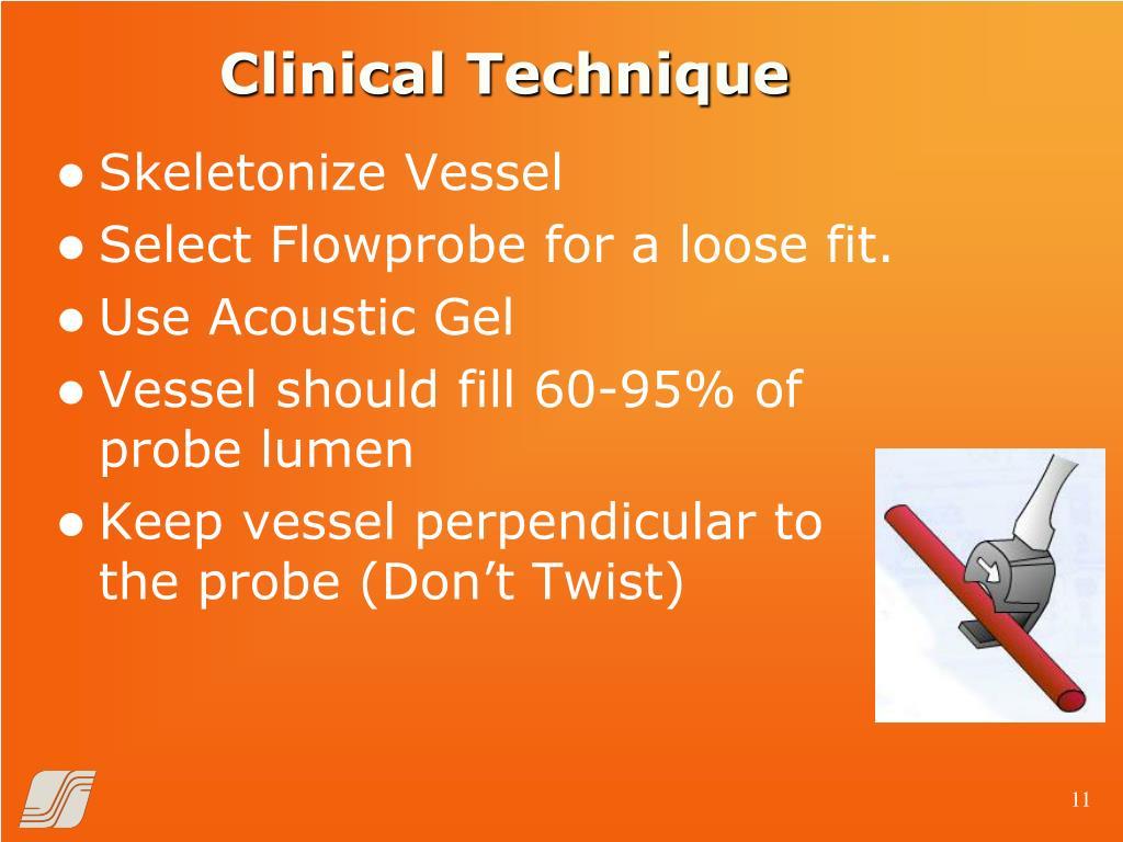 Clinical Technique