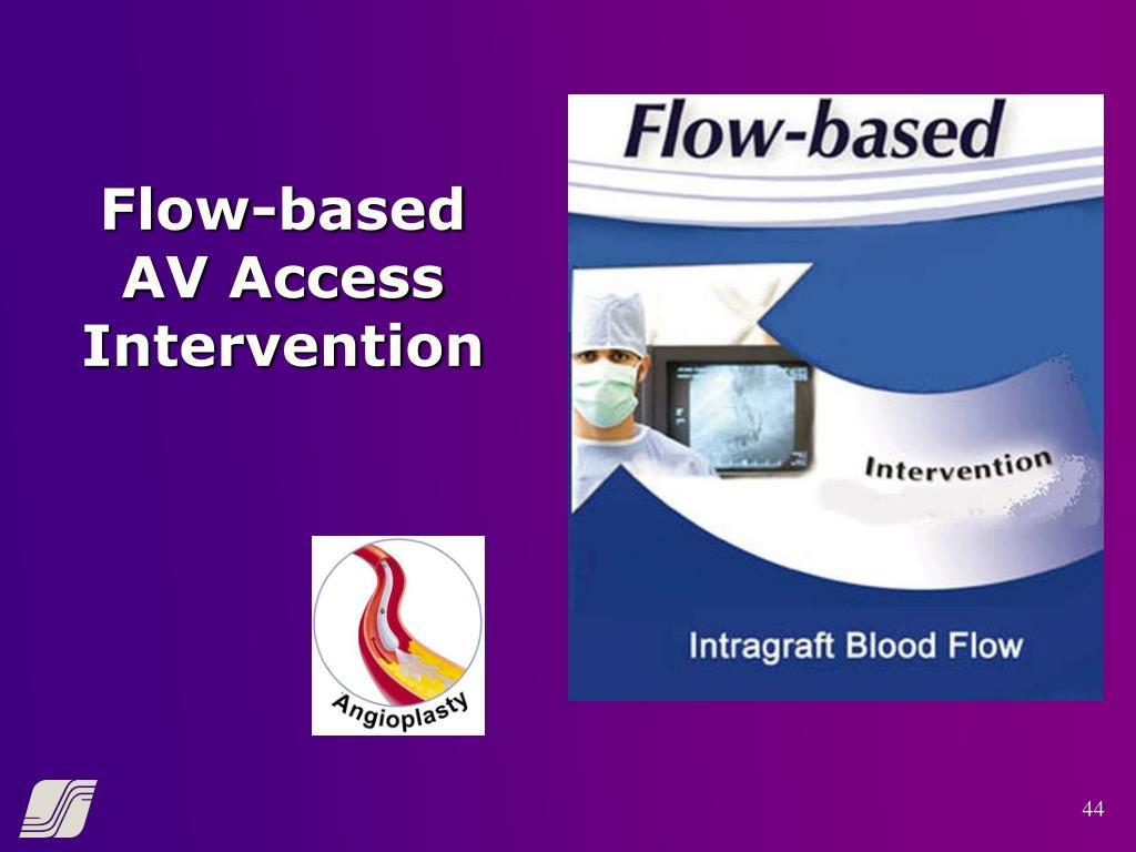 Flow-based