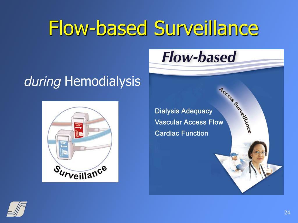 Flow-based Surveillance