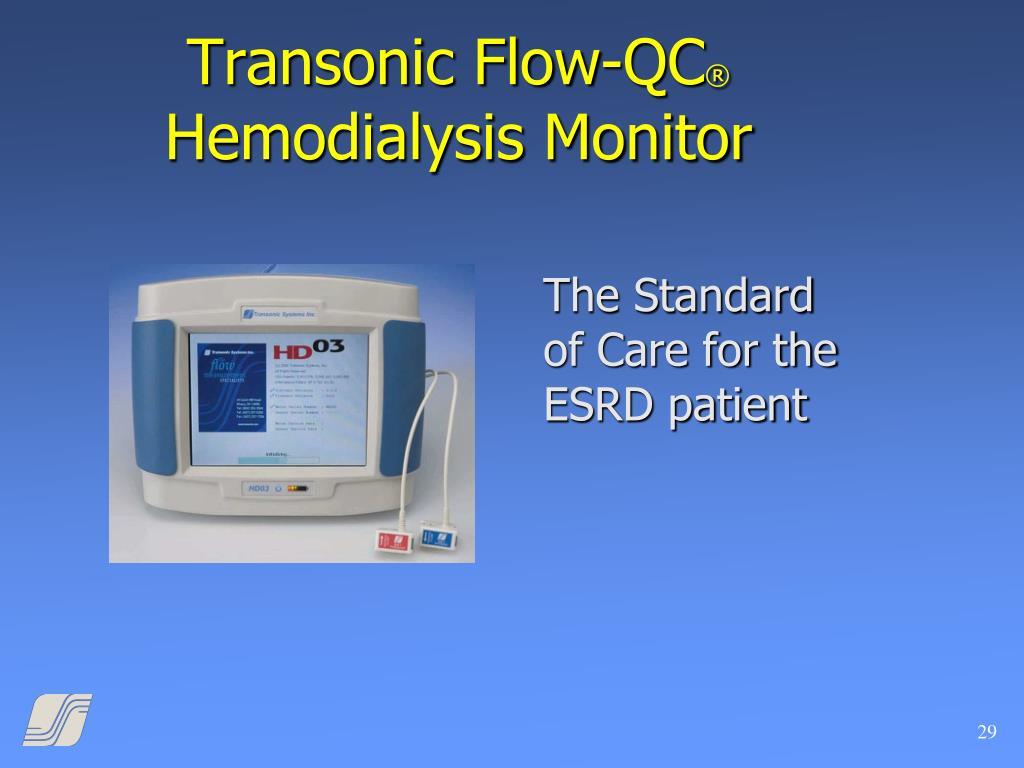 Transonic Flow-QC