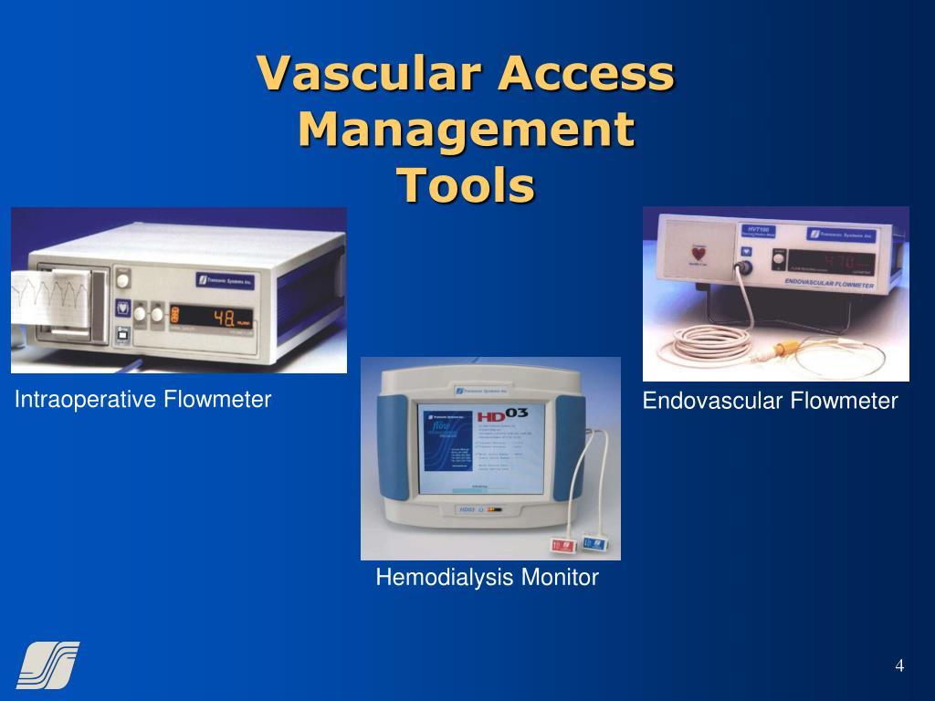 Vascular Access Management
