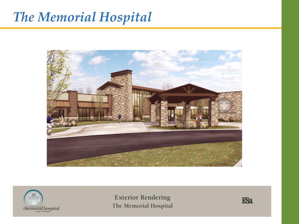The Memorial Hospital