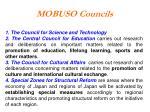 mobuso councils