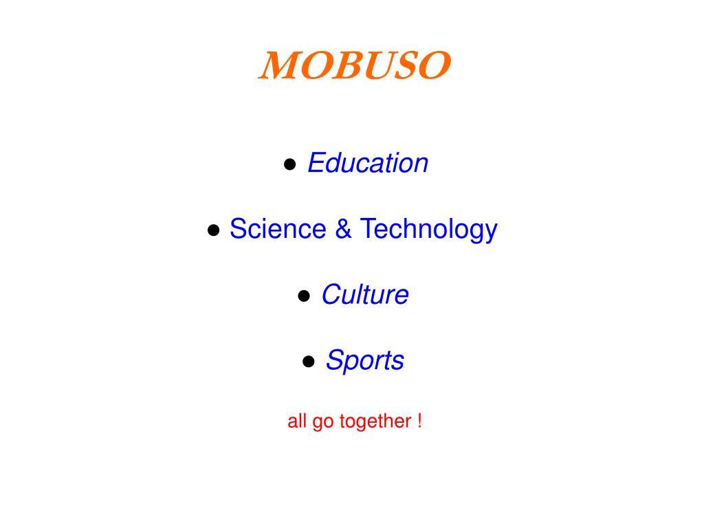 MOBUSO