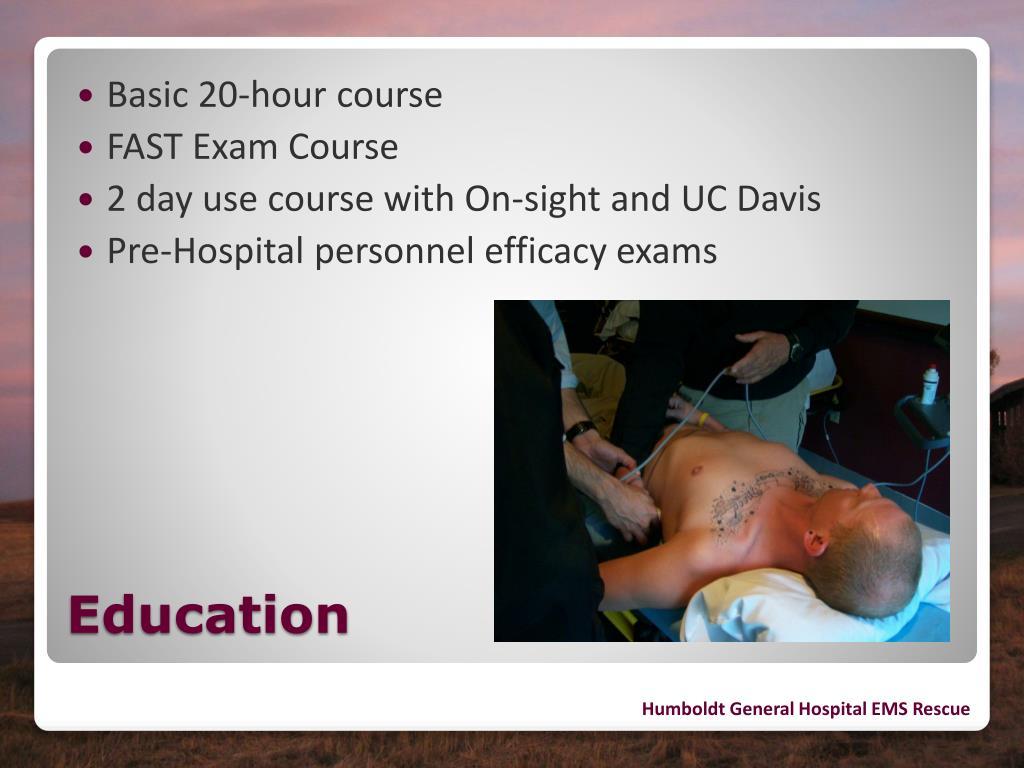 Basic 20-hour course