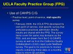 ucla faculty practice group fpg14