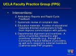 ucla faculty practice group fpg19