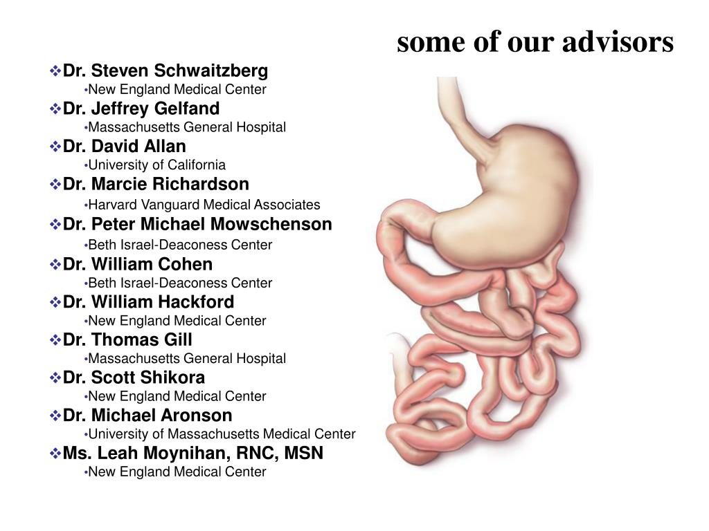 some of our advisors