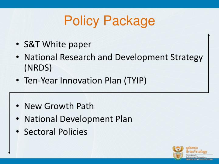 Policy package