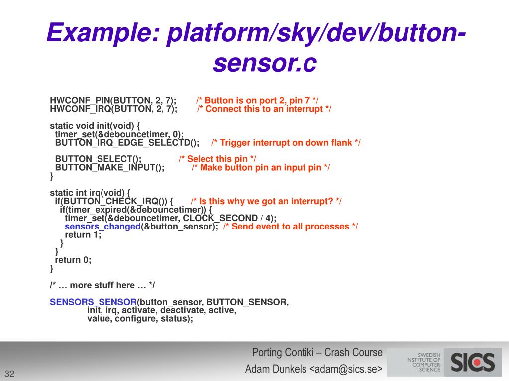Example: platform/sky/dev/button-sensor.c