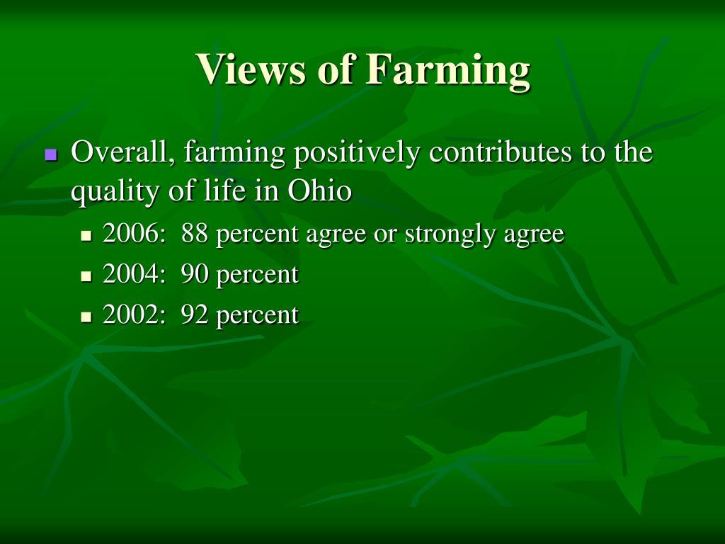 Views of Farming