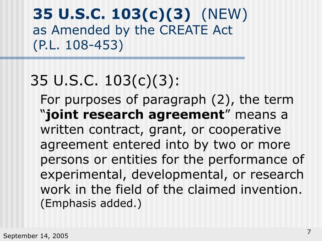 35 U.S.C. 103(c)(3)