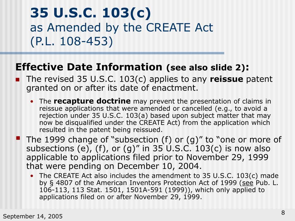35 U.S.C. 103(c)