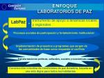 enfoque laboratorios de paz17