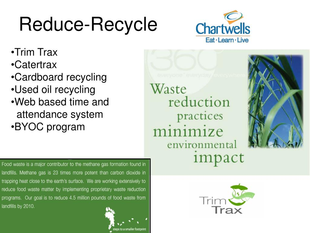 Reduce-Recycle